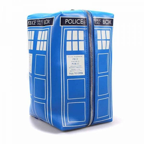 Doctor Who Tardis - Toilet Taske