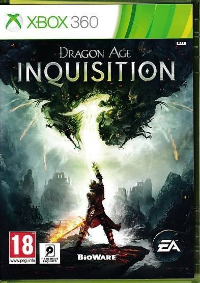 Dragon Age Inquisition - XBOX 360 (B Grade) (Genbrug)