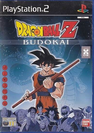 Dragon Ball Z Budokai - PS2 (Genbrug)