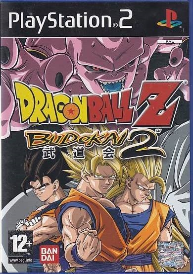 Dragon Ball Z Budokai 2 - PS2 (B Grade) (Genbrug)