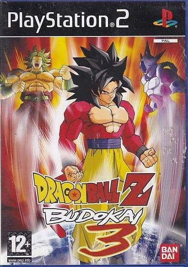Dragon Ball Z Budokai 3 - PS2 (Genbrug)