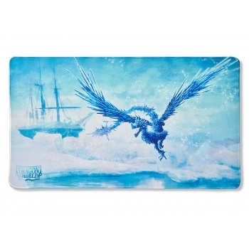 Dragon Shield Play Mat - Celeste Clear Blue (Limited Edition) - Kort Tilbehør