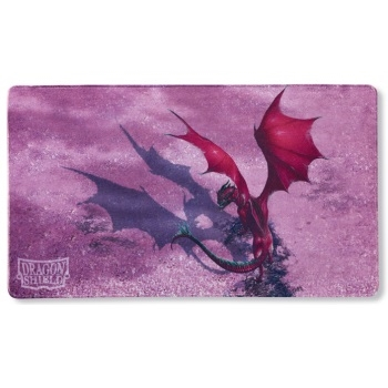 Dragon Shield Play Mat - Fuchsin Magenta (Limited Edition) - Kort Tilbehør