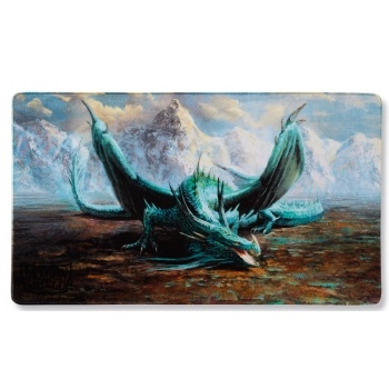 Dragon Shield Play Mat - Mint Cor (Limited Edition) - Kort Tilbehør
