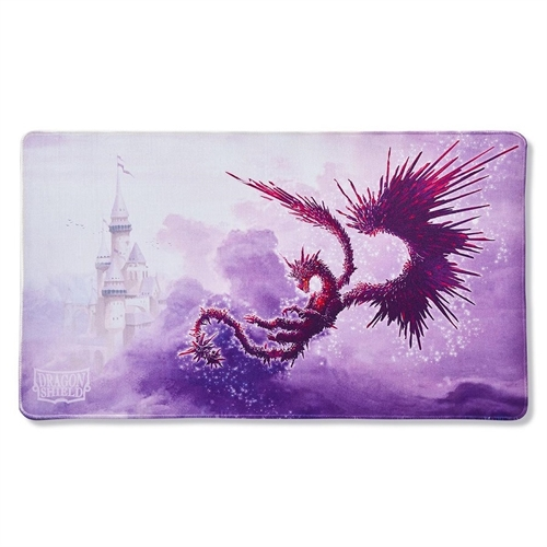 Dragon Shield Play Mat - Racan Clear Purple (Limited Edition) - Kort Tilbehør
