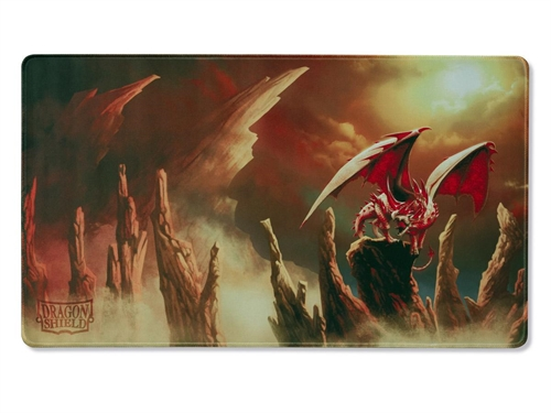 Dragon Shield Play Mat - Rubis - Limited edition