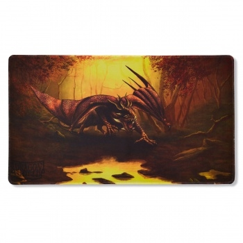 Dragon Shield Play Mat - Umber Teranha (Limited Edition)