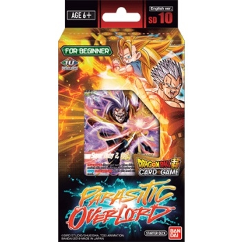 DragonBall Super Card Game - Starter Deck 10 Parasitic Overload