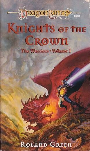 Dragonlance - The Warriors 1 Knights of the Crown - Roman (B Grade) (Genbrug)