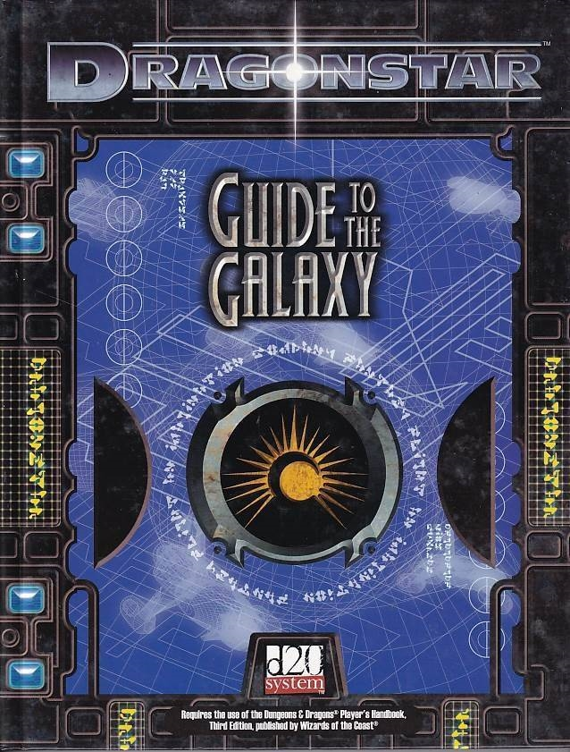 Dragonstar - Guide to the Galaxy (Genbrug)