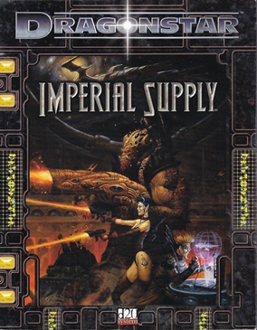 Dragonstar - Imperial Supply (Genbrug)