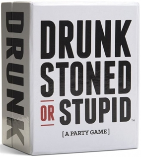 Drunk Stoned or Stupid - Party Game