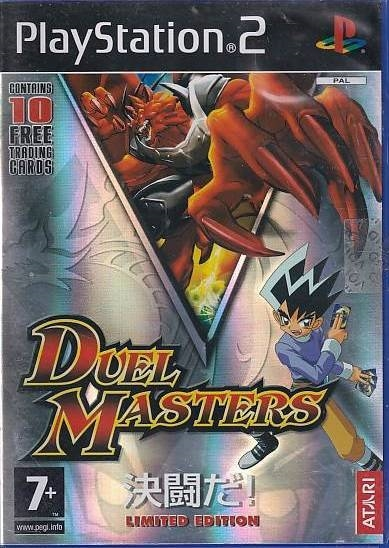 Duel Masters - PS2 (Genbrug)