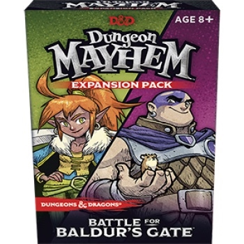 Dungeon & Dragons - Battle for Baldur's Gate - Dungeon Mayhem Udvidelse