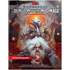 Dungeon of the Mad Mage - Dungeons & Dragons 5th