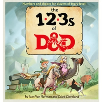 Dungeons & Dragons - 123s of D&D