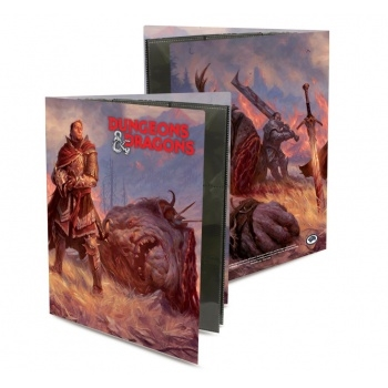 Dungeons & Dragons - Giant Killer - Character Folio - Utlra Pro
