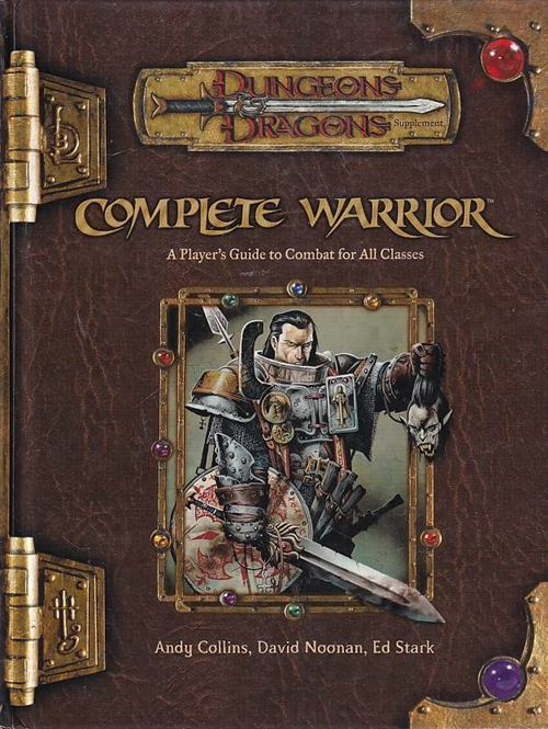 Dungeons & Dragons 3.5 - Complete Warrior (Genbrug)