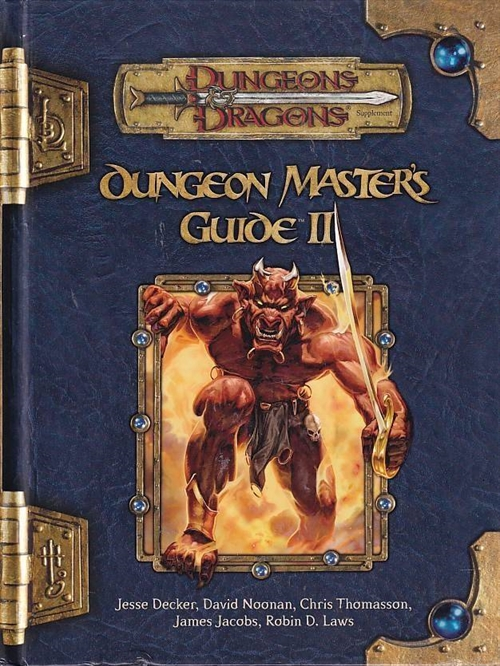 Dungeons & Dragons 3.5 - Dungeon Masters Guide 2 (Genbrug)