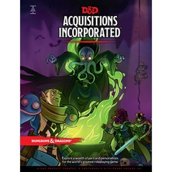 Dungeons & Dragons 5th - Acquisitions Incorporated