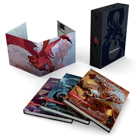Dungeons & Dragons 5th - Core Rulebook Gift Set