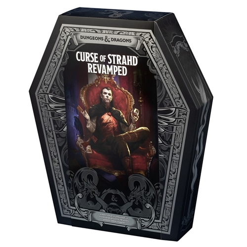 Dungeons & Dragons 5th - Curse of Strahd Revamped