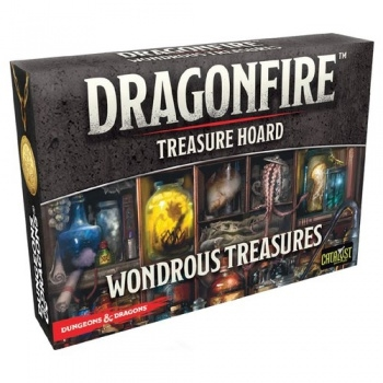 Dungeons & Dragons 5th - Dragonfire Wonderous Treasures - Magic Items Deck 1