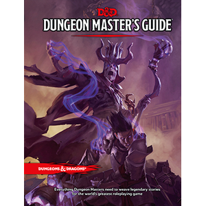 Dungeons & Dragons 5th - Dungeon Master's Guide