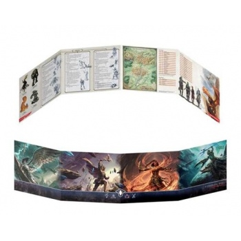Dungeons & Dragons 5th - Elemental Evil - Dungeon Master's Screen