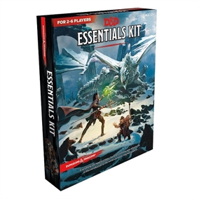 Dungeons & Dragons 5th - Essentials Kit
