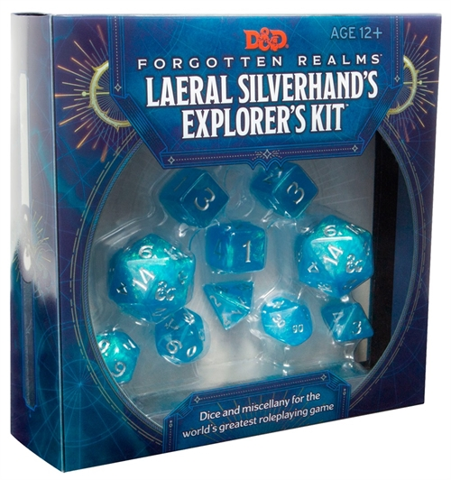 Dungeons & Dragons 5th - Forgotten Realms: Laeral Silverhand's Explorer's Kit