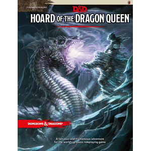 Dungeons & Dragons 5th  - Hoard of the Dragon Queen