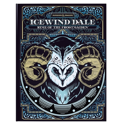 Dungeons & Dragons 5th - Icewind Dale: Rime of the Frostmaiden - Limited Edition Alternate Cover
