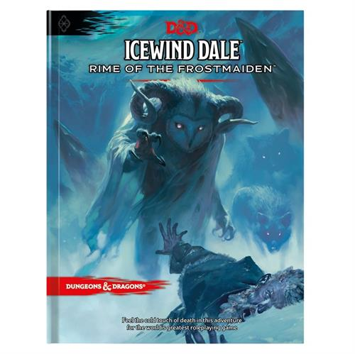 Dungeons & Dragons 5th - Icewind Dale: Rime of the Frostmaiden