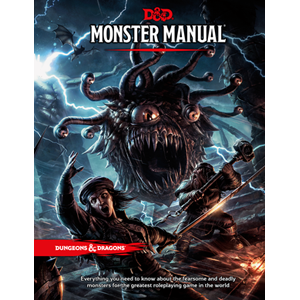 Dungeons & Dragons 5th  - Monster Manual