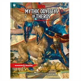 DnD 5e - Mythic Odysseys of Theros