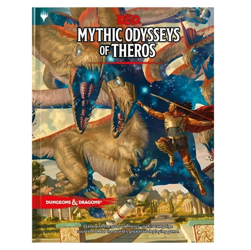 Dungeons & Dragons 5th - Mythic Odysseys of Theros