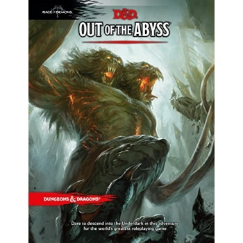 Dungeons & Dragons 5th - Out of the Abyss