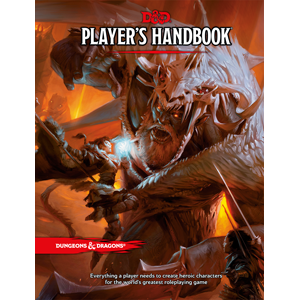 Dungeons & Dragons 5th - Player\'s Handbook