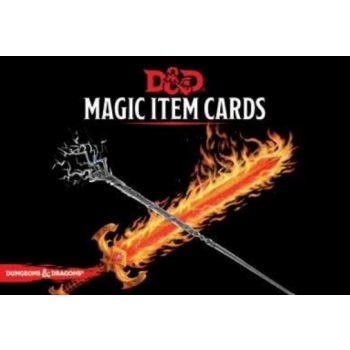 Dungeons & Dragons 5th - Spellbook Cards - Magical Items (292 cards)