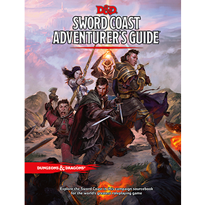 Dungeons & Dragons 5th  - Sword Coast Adventurers