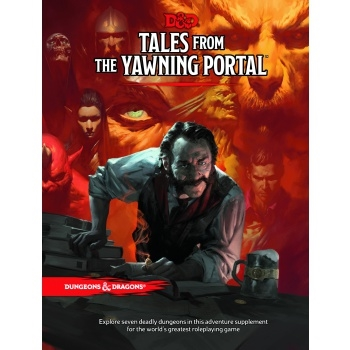 Dungeons & Dragons 5th - Tales From the Yawning Portal