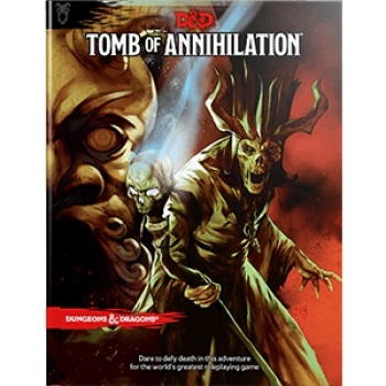 Dungeons & Dragons 5th - Tomb of Annihilation