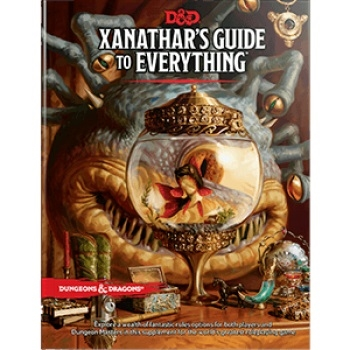 Dungeons & Dragons 5th - Xanathar's Guide to Everything