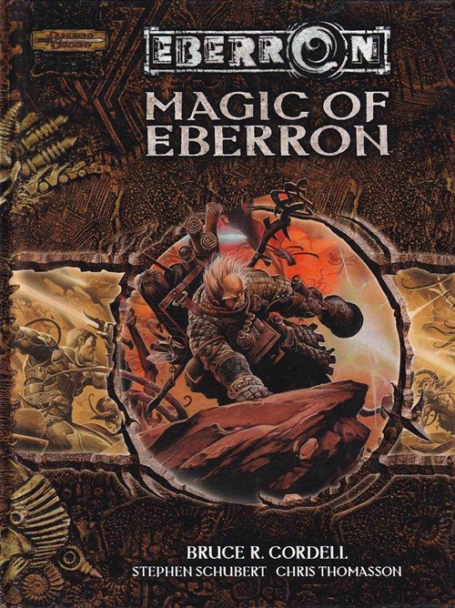 D&D 3.5 - Eberron - Magic of Eberron (Genbrug) (B Grade)