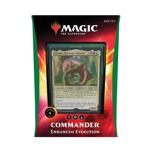 Enhanced Evolution - Ikoria Commander Deck - Magic The Gathering
