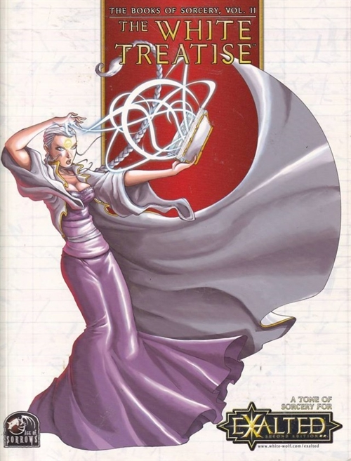 Exalted 2nd - The Books of Sorcery Vol 2 - The White and Black Treatises (B-Grade) (Genbrug)