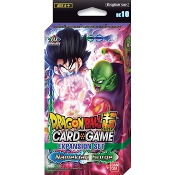 Exp. Set BE10 - NAMEKIAN SURGE - DragonBall Super Card Game