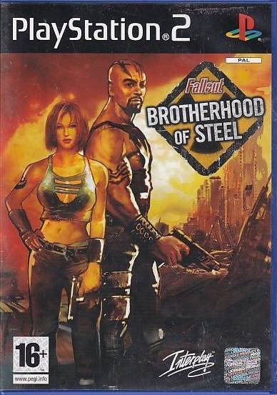 Fallout: Brotherhood of Steel - PS2 (B Grade) (Genbrug)