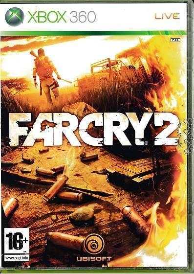 Far Cry 2 - XBOX 360 (B Grade) (Genbrug)